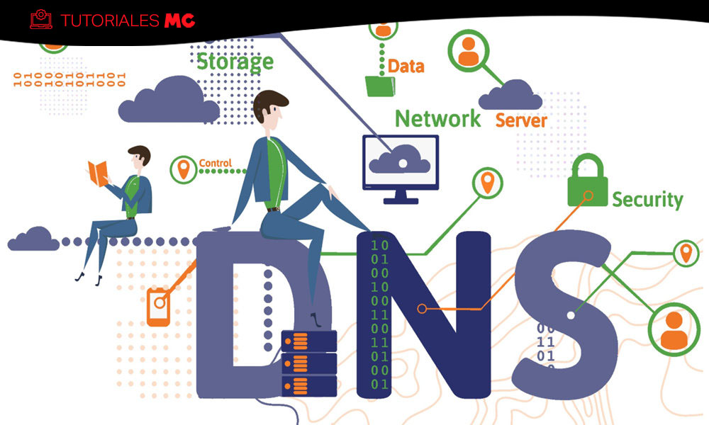 nuevos DNS