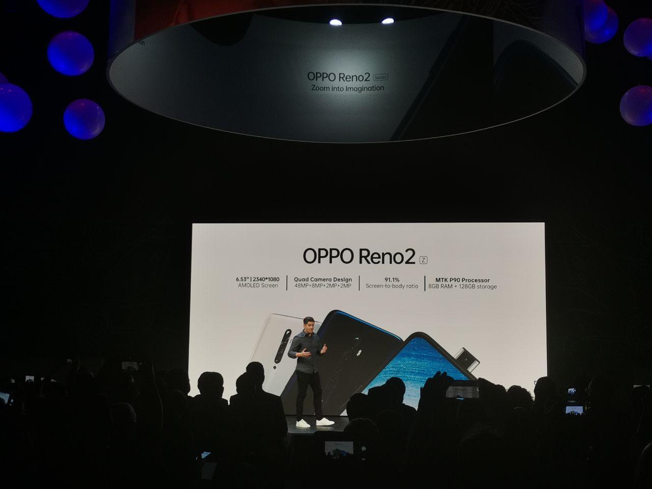 Nuevos OPPO Reno2 y OPPO Reno2 Z: especificaciones y precio 45