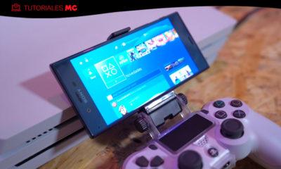 Cómo activar Remote Play jugar PS4 desde el móvil Android
