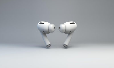 Render AirPods 3 Leak