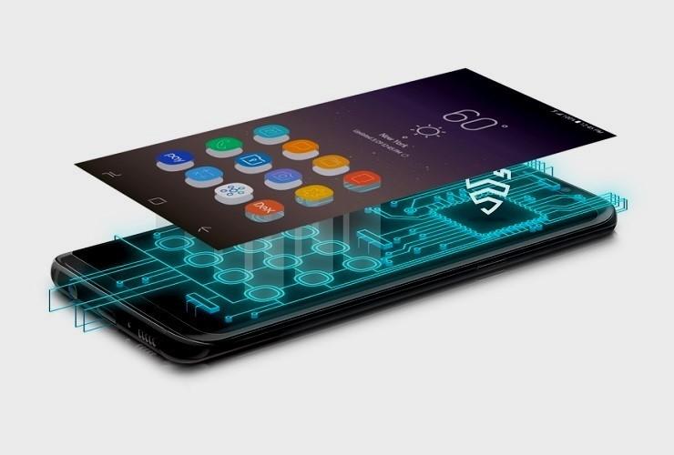 Samsung Knox Seguridad Samsung para tu móvil personal y de empresa 35