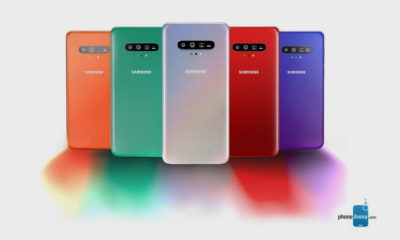 Samsung ha terminado el diseño del Galaxy S11, ¿qué novedades traerá? 72