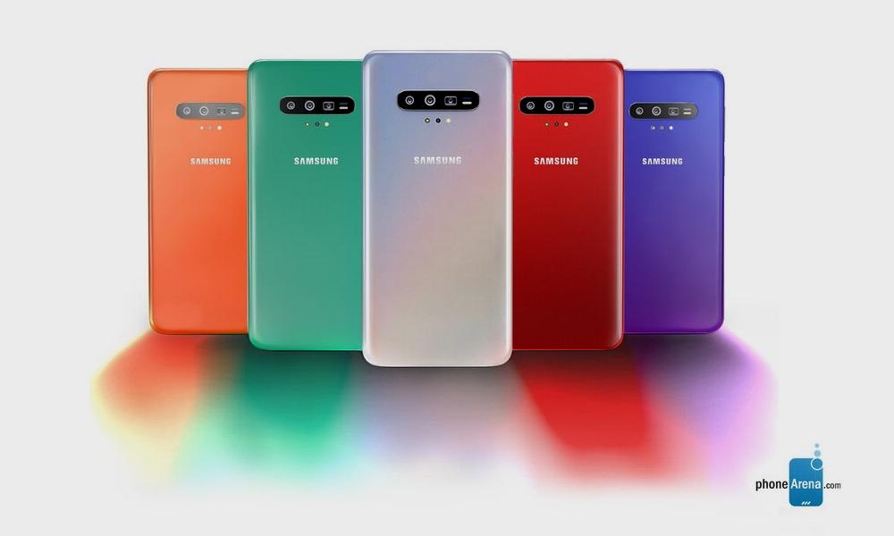 Samsung ha terminado el diseño del Galaxy S11, ¿qué novedades traerá? 32