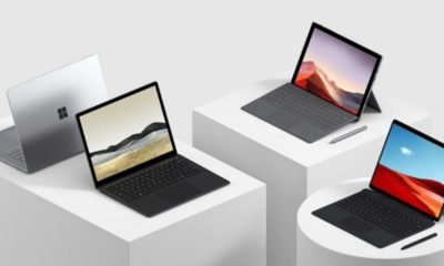 Microsoft Surface Laptop 3 y Surface Pro 7 ya disponibles en España 31