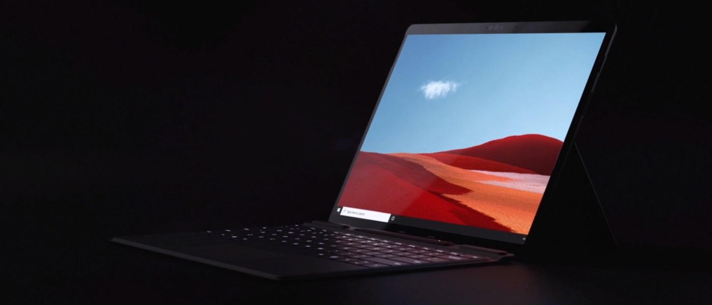 Microsoft presenta el Surface Pro X: potente, ligero y con corazón móvil 28