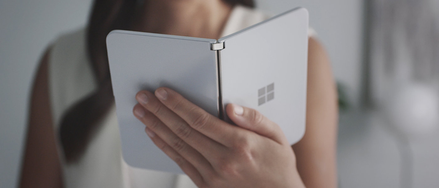 Surface Duo con Windows 10X