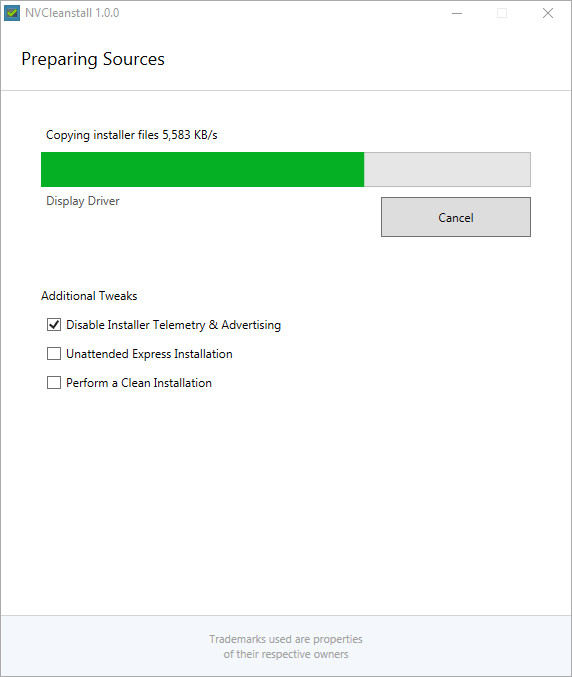TechPowerUp NVCleanstall, una herramienta para controlar tu gráfica NVIDIA 32