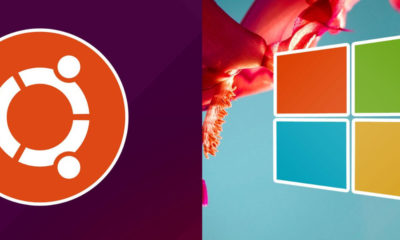 Ubuntu 19.10 y Windows 10