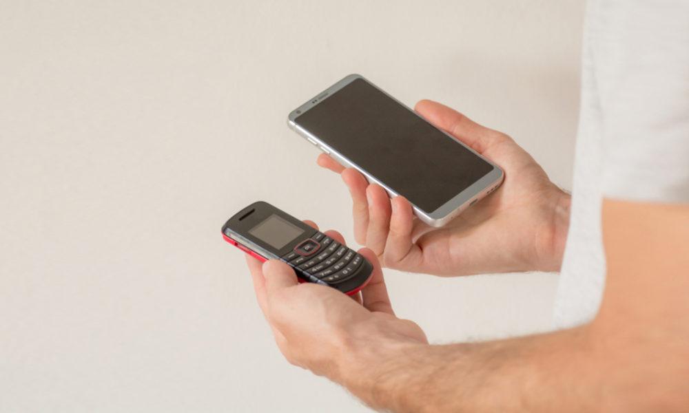 Vida útil teléfonos móviles