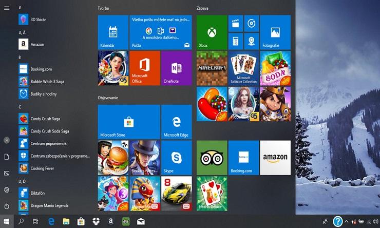 Windows 10 bloatware