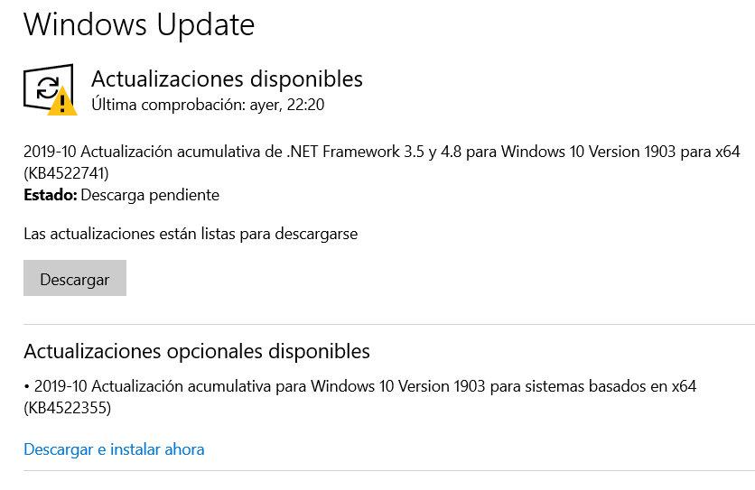 Microsoft arregla el menú de inicio de Windows 10 y otros errores conocidos 30