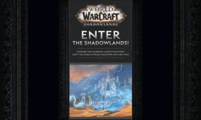 World of Warcraft Shadowlands Blizzcon 2019