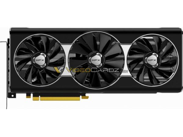 XFX Radeon RX 5700 XT THICC III