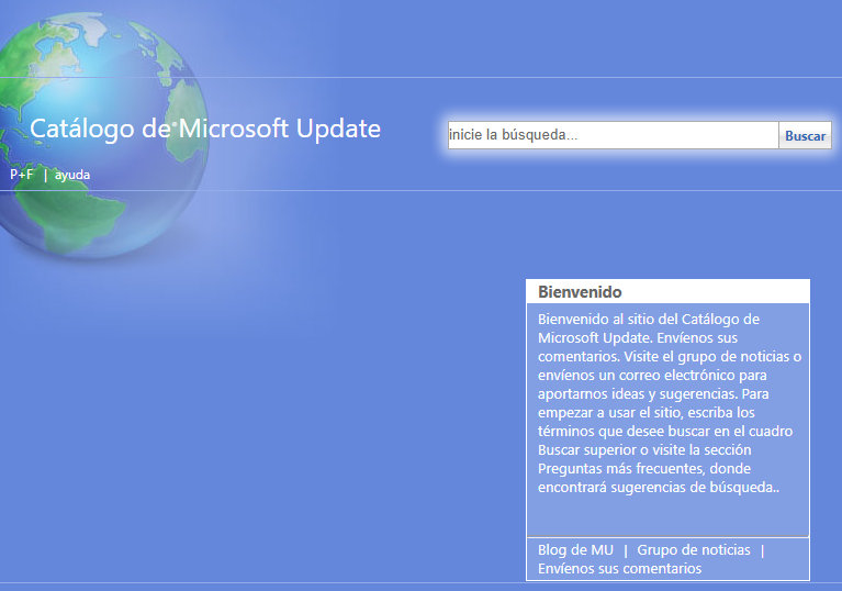 actualización acumulativa de Windows 10