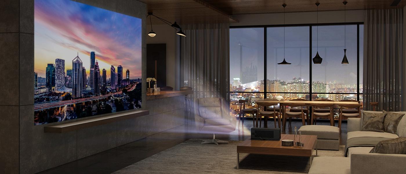 LG Cinemabeam 4K UHD, análisis: tu cine en casa 30