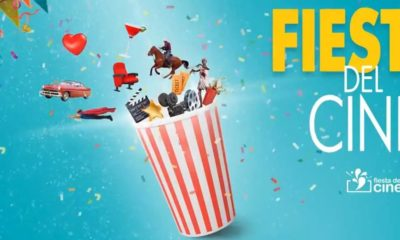10 películas para aprovechar la Fiesta del Cine 95