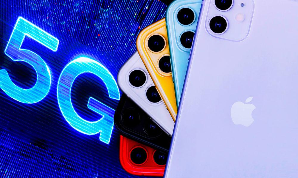 iPhone 2020 5G 5nm
