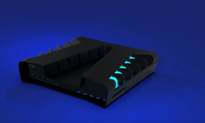 Primera imagen real del kit de desarrollo de PS5 55