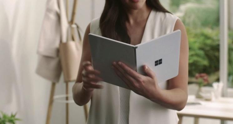 Surface Neo, Microsoft muestra un 2 en 1 único con doble pantalla 33