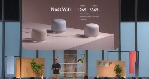 Google refuerza su apuesta por el hogar inteligente con los nuevos Nest Mini y Nest Wi-Fi 39