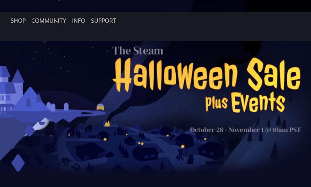 Arrancan las ofertas de Halloween de Steam: más de mil cien juegos rebajados 30
