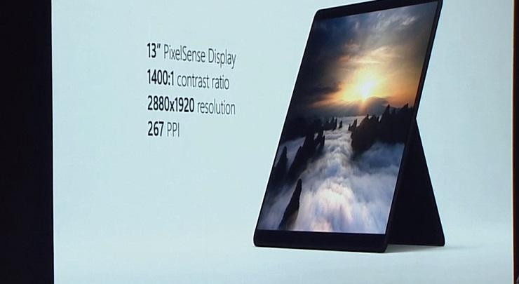 Microsoft presenta el Surface Pro X: potente, ligero y con corazón móvil 30