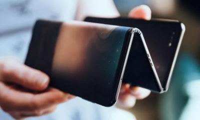 smartphone TCL plegable