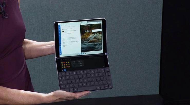 Surface Neo, Microsoft muestra un 2 en 1 único con doble pantalla 37