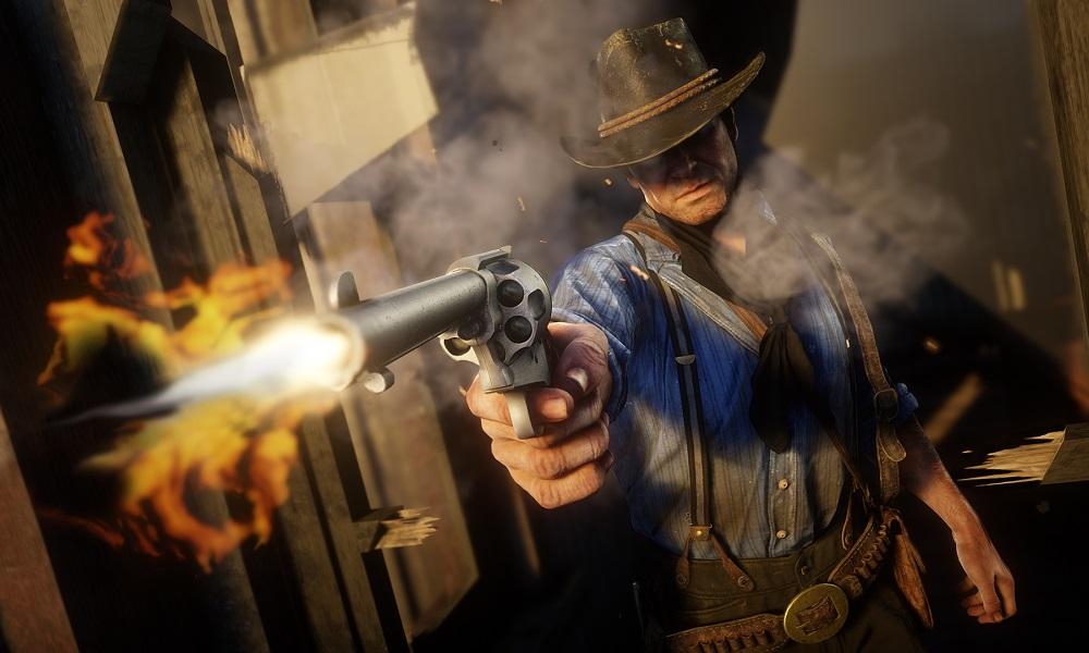 versión para PC de Red Dead Redemption 2