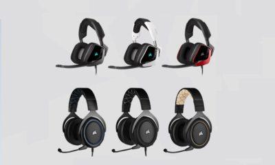 Corsair amplía su catálogo de auriculares con los nuevos HS Pro y VOID Elite 29