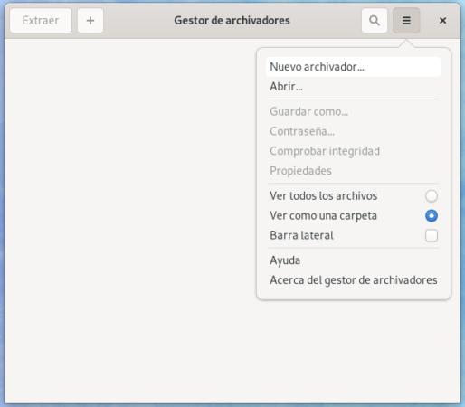 GNOME File-Roller