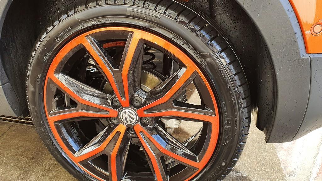 Volkswagen T-Cross, concentración 47