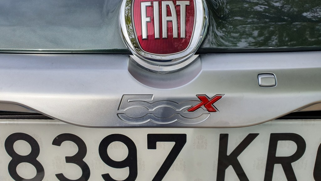 Fiat 500X, perseverancia 42