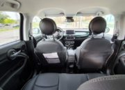 Fiat 500X, perseverancia 80