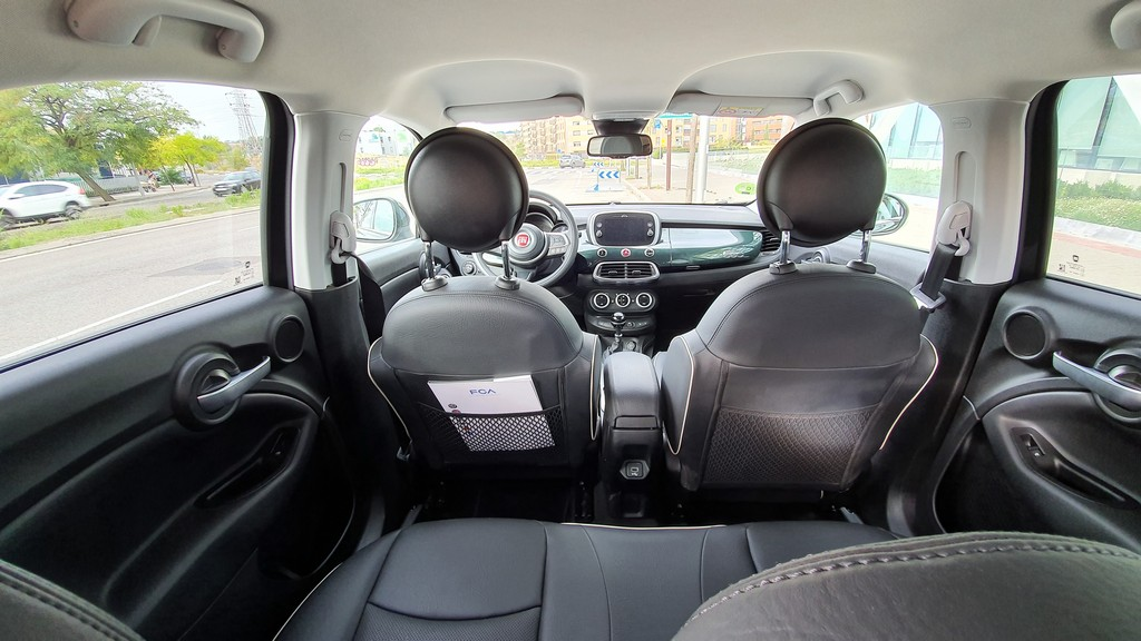 Fiat 500X, perseverancia 40