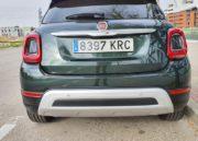 Fiat 500X, perseverancia 96