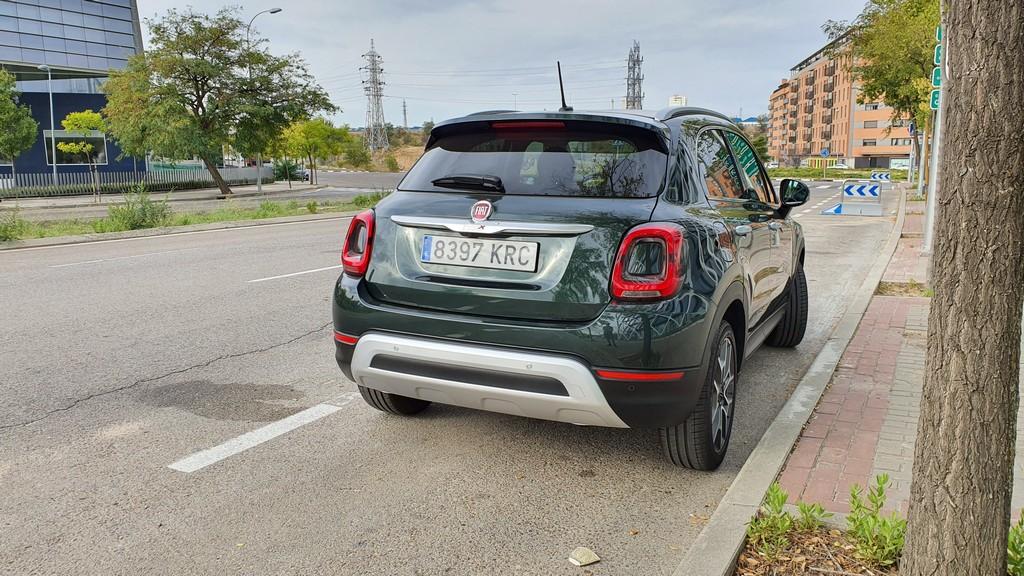 Fiat 500X, perseverancia 46