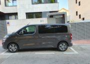 Peugeot Traveller, fondos 124