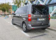 Peugeot Traveller, fondos 82