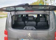Peugeot Traveller, fondos 88