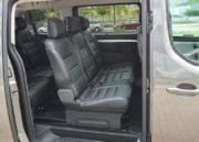 Peugeot Traveller, fondos 118