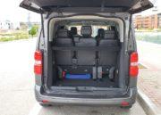 Peugeot Traveller, fondos 112