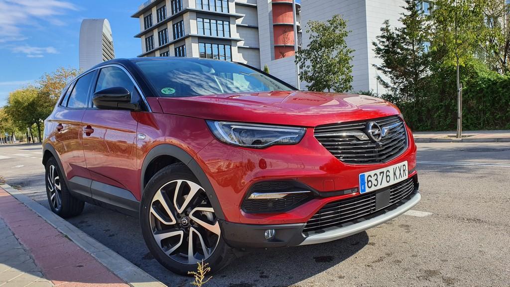 Opel Grandland X 180 AT8, un poco más 41