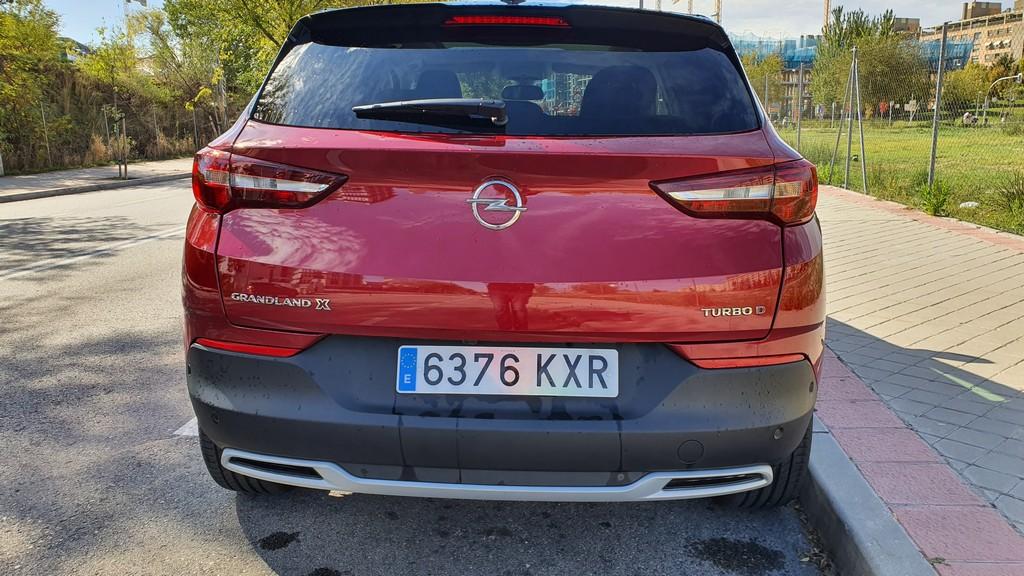 Opel Grandland X 180 AT8, un poco más 33