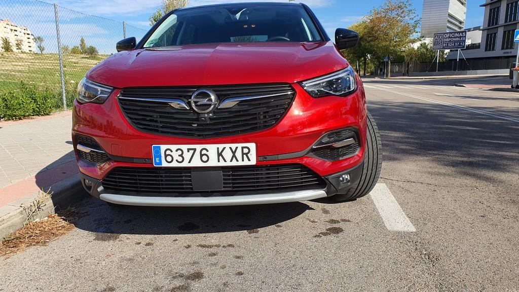 Opel Grandland X 180 AT8, un poco más 31