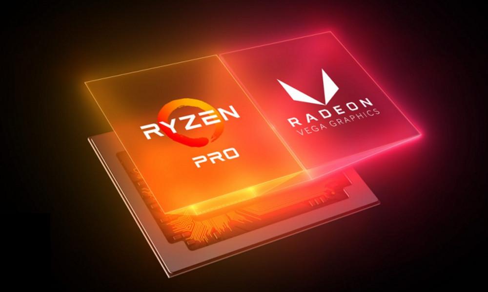 APU Renoir de AMD