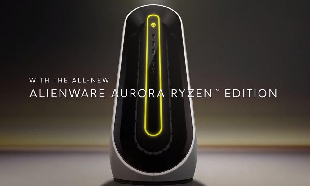 Alienware Aurora Ryzen Edition