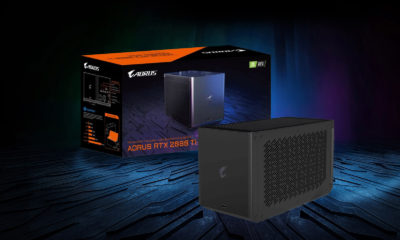 Aorus Gaming Box RTX 2080 Ti
