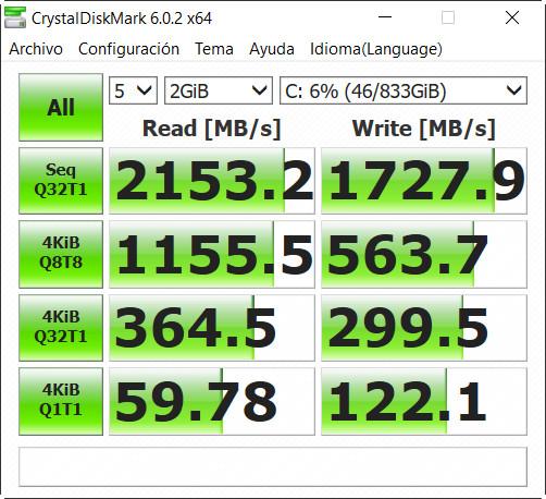 10 benchmark gratuitos para evaluar el rendimiento de tu PC 38