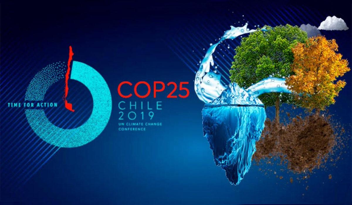 COP25 Cambio Climático Emergencia Climática